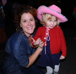 2016 Hoedown Alice and Lilybelle 2